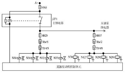 电路 电路图 电子 原理图 400_235