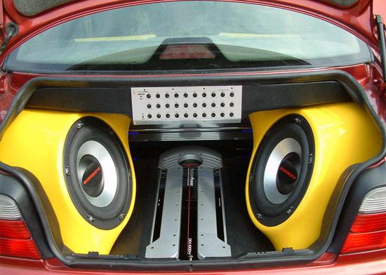 专家谈汽车音响改装的三大原则