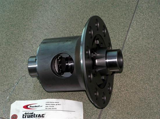 powerlock)的作用和结构与原装差速器完全不同