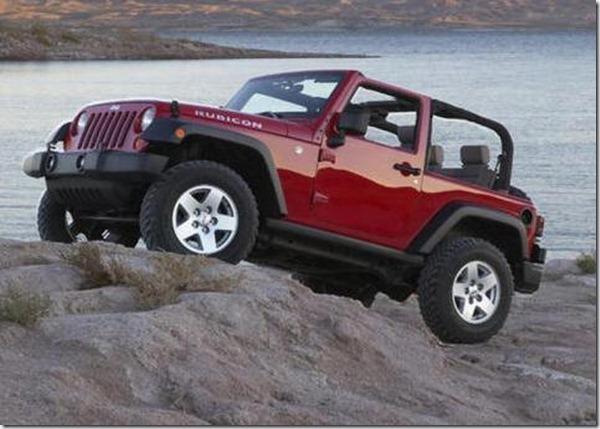 jeep牧马人罗宾汉两门版;