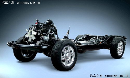 拒绝专业术语 简述两种汽车底盘结构