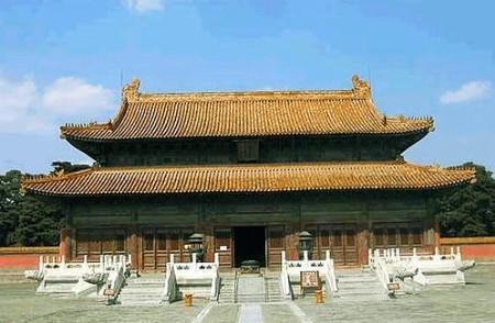 北京周边:自驾河北易县清西陵一日游(组图)