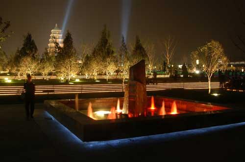 大雁塔广场旅游景点介绍