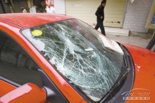 玻璃维修 车损险什么情况下补偿风挡玻璃